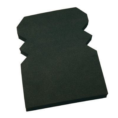 knee pads for work trousers  (cell rubber)